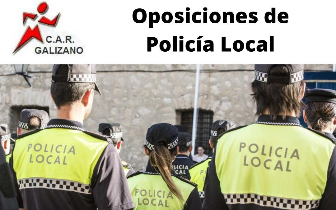 NUEVAS CONVOCATORIAS POLICIA LOCAL SANTOÑA Y MEDIO CUDEYO